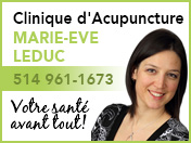 Clinique d'Acupuncture Marie-Eve Leduc [R:99]