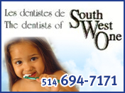 Dentistes South West One [R:99]