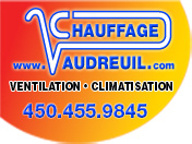 Chauffage Vaudreuil inc. [R:99]
