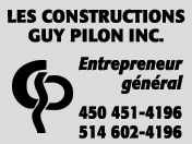 Les Constructions Guy Pilon Inc [R:99]