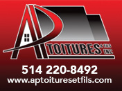 AP Toitures & Fils inc. [R:99]