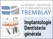 Clinique dentaire & d'Implantologie Tremblay [R:99]