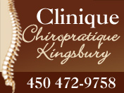 Clinique Chiropratique Kingsbury [R:99]