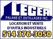 Léger Palans & Outillages Inc [R:99]