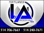 Toitures L.A. Roofing [R:99]
