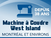Machine à Coudre West Island [R:99]