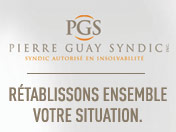 Pierre Guay Syndic Inc [R:99]