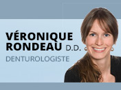 Véronique Rondeau Denturologiste [R:99]
