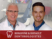 Burgoyne & Dufault Denturologistes [R:99]