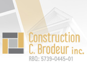 Construction C. Brodeur inc. [R:99]