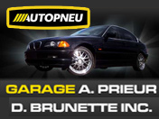 Garage A Prieur & D Brunette inc. [R:99]
