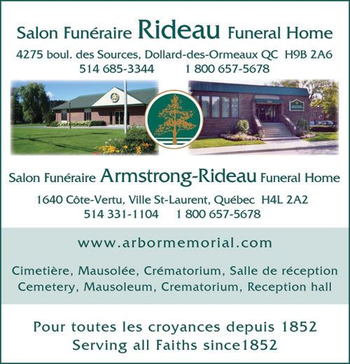 funeral homes west island qc 411 directory