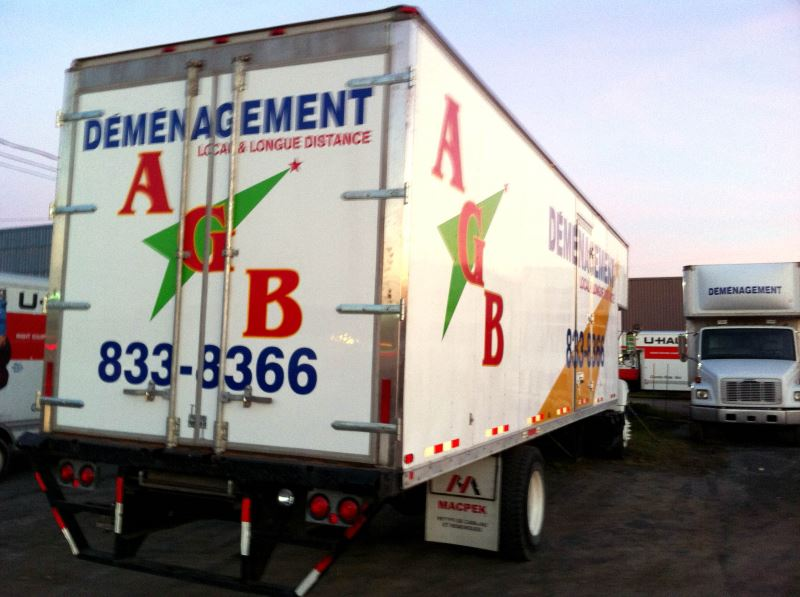 Photo de Déménagement A.G.B - Déménagement