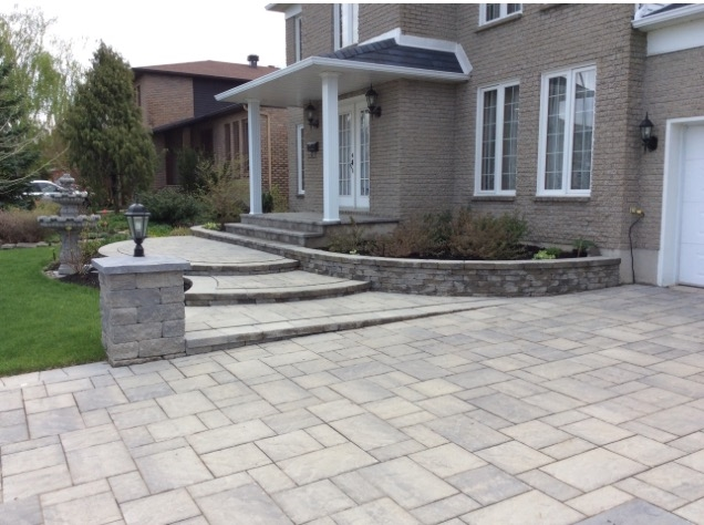 Photo de Terrassement Jo-Nic - Landscapers