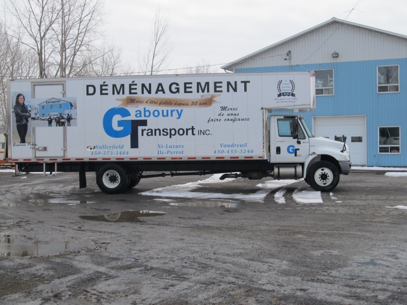 Photo de Gaboury Transport inc. - Moving