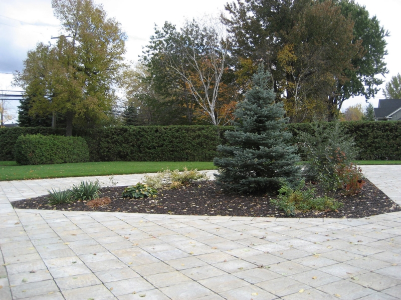 Photo de Aménagement Paysager Christian Loyer - Landscapers