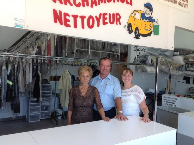 Photo de Richard Archambault Nettoyeur inc. - Nettoyeurs