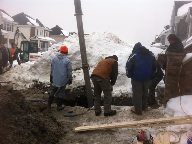 Photo de Drainage Laplante - Plumber
