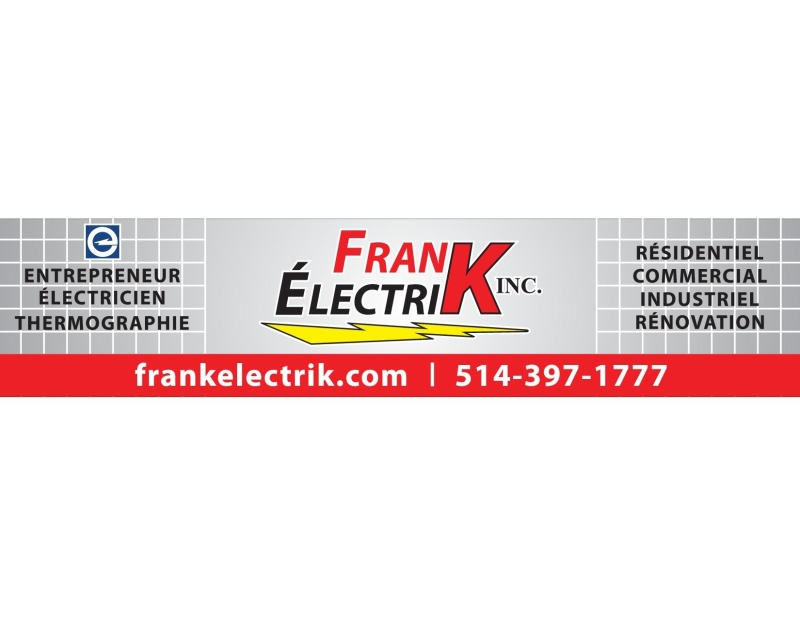 Photo de Frank Électrik Inc - Électriciens