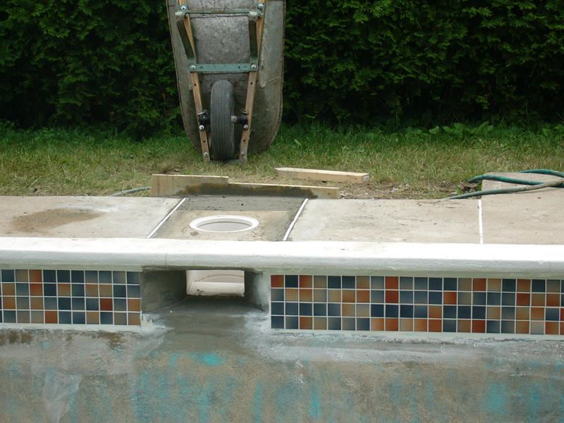 Photo de Entreprises Jean Milord inc. - Piscines Services