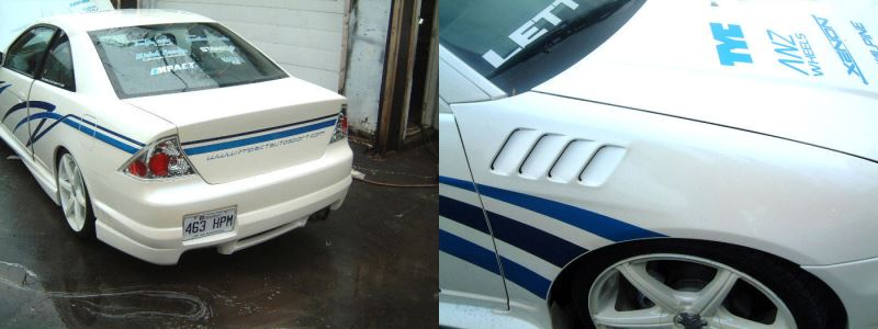 Photo de Carrosserie Impact Color - Car Body Shops