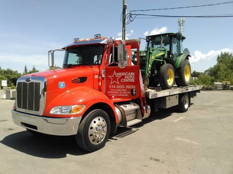Photo de Remorquage Americain Auto Centre - Towing
