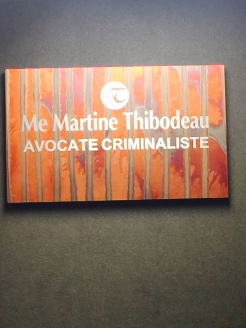 Photo de Martine Thibodeau Avocate Criminaliste - Lawyers