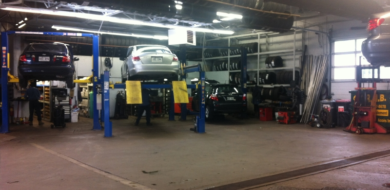 Photo de Le 514•MUFFLER (Pneu Select) - Car Garages