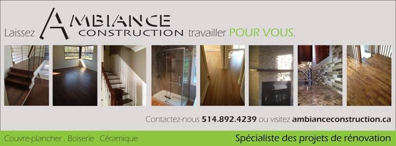 Photo de Ambiance Construction - Renovations